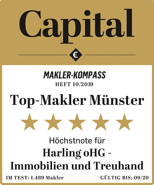 Capital Makler Kompass: Top-Makler Münster: Harling oHG